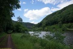 Saarufer - Wanderweg in Taben-Rodt (Nr. 6)