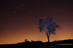 Südlicher Sternenhimmel bei Taben-Rodt