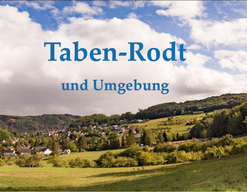 """Bildband """"Taben-Rodt und Umgebung"""""""